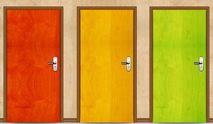 Jak dobrać kolor drzwi?