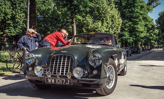 Zobacz naszą relację z Mille Miglia