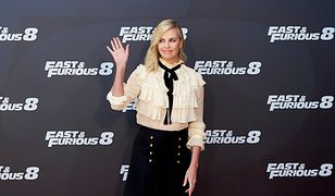 LOOK OF THE DAY: Charlize Theron w zestawie Gucci