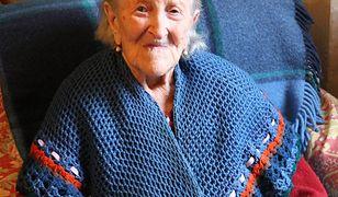 Dwa jajka dziennie i herbatniki, mało warzyw i owoców. Najstarsza kobieta na świecie kończy 117 lat