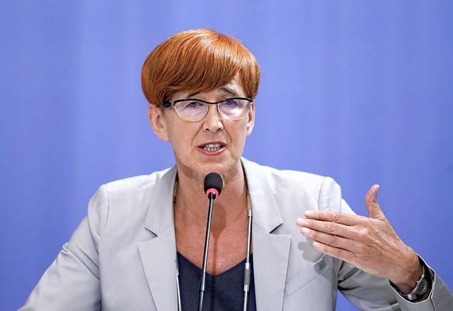- Główny postulat to jest wywołanie dyskusji o nakładach na ochronę zdrowia - wskazała Rafalska.