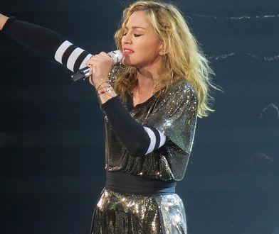 Madonna ma nowego kochanka. Ma 30 lat i jest przystojnym modelem