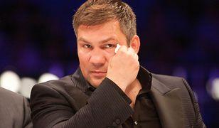 """""""Damski bokser"""": przez te słowa Michalczewski nie zamierza wracać do kraju"""