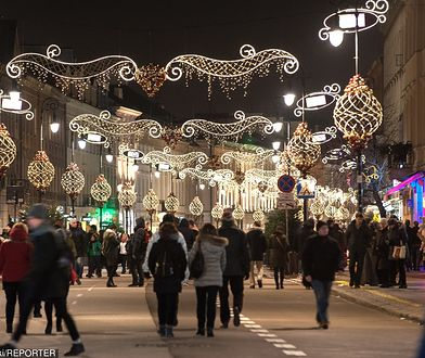 Jeszcze nie widziałeś świątecznej iluminacji? Piękne zdjęcia