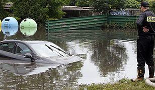 Pieniądze za zalany samochód tylko z AC