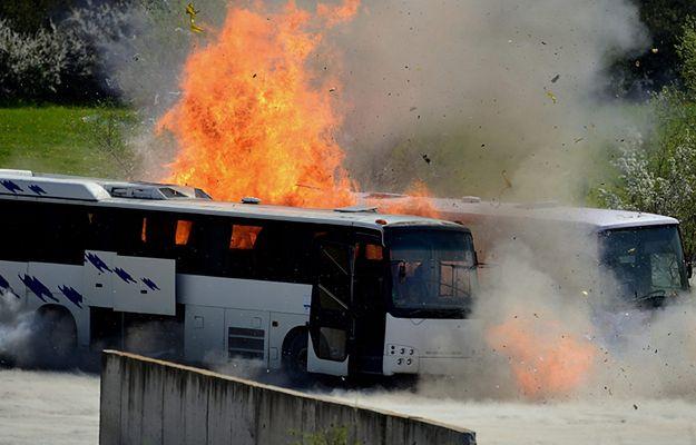 W zamachu w Burgas zginęło siedem osób, w tym zamachowiec