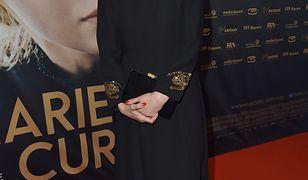 Karolina Gruszka na premierze filmu o życiu Marii Skłodowskiej-Curie