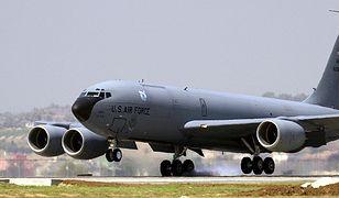 Amerykański samolot wojskowy