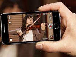 Samsung Galaxy S II - test