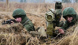 Rosja przerzuca kolejną brygadę na ukraińską granicę