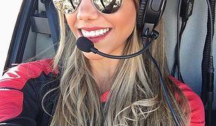 Najpiękniejsze kobiety za sterami samolotów