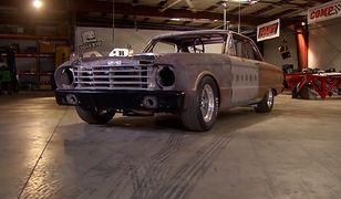 Ford Falcon - z auta na druty powstała rasowa wyścigówka