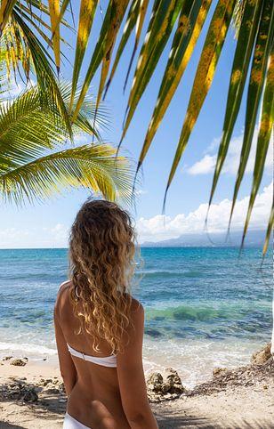 Życie pod palmami, czyli Polka na Karaibach