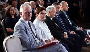 Gowin: nie ma tematu wymiany premiera