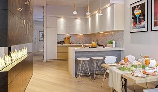Jak urządzić otwartą kuchnię?