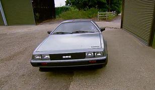 DeLorean DMC-12 to dziś kultowy samochód
