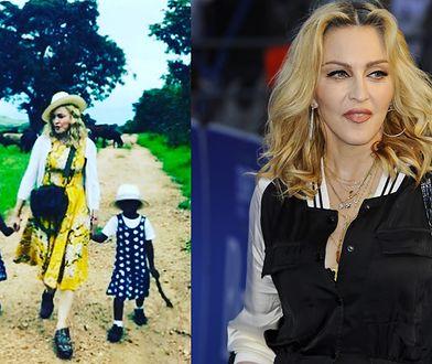 Zobacz, pierwsze zdjęcia przyszłych córeczek Madonny! Piosenkarka znowu zapragnęła zaadoptować afrykańskie dzieci