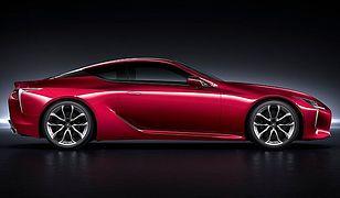 Jak powstał Lexus LC? Opowiadają inżynier i stylista