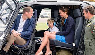 Książę William przyznał, że ojcostwo jest trudne