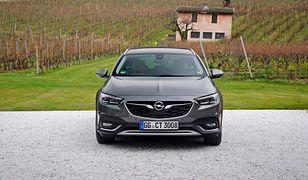 Opel Insignia Country Tourer (2018) - zdjęcia