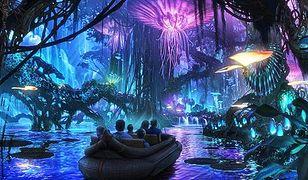 """Powstaje park rozrywki inspirowany filmem """"Avatar"""". Otwarcie w tym roku"""