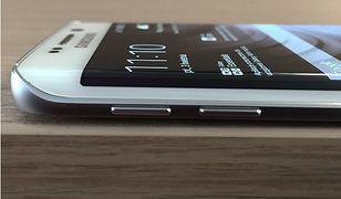 iPhone 8 ma otrzymać ekran z zakrzywionymi krawędziami jak w Samsungu Galaxy S6 Edge