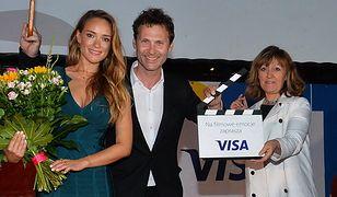 Alicja Bachleda-Curuś zainaugurowała Festiwal Visa Kino Letnie w Zakopanem