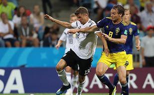 93-7 - szokujące statystyki meczu Niemcy - Szwecja