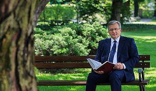 Narodowe czytanie w Ogrodzie Saskim. Z udziałem prezydenta i znanych aktorów