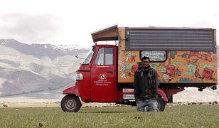 Naveen Rabelli: tuk-tukiem przez świat
