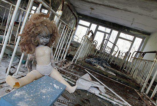 To one są największymi ofiarami Czarnobyla - zdjęcia