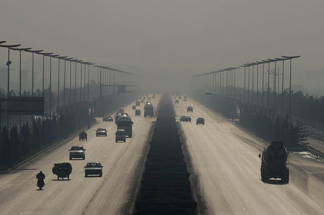Chiny - dodatkowa opłata za czyste powietrze