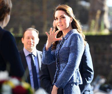Księżna Kate robiła co mogła, ale nie udało jej się ukryć zmęczenia!