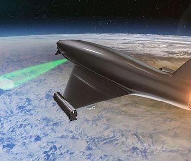 Laser ochroni żołnierzy – wiązka światła, która zmieni atmosferę