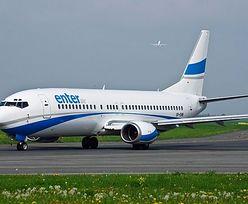 """Enter Air: Piloci Boeinga 737 pokłócili się podczas lotu. """"Po c...j żeś to przekręcił"""""""