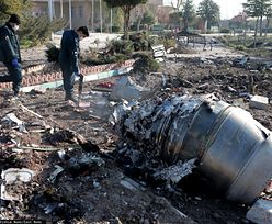 Katastrofa samolotu boeing 737. Iran ostro kontratakuje