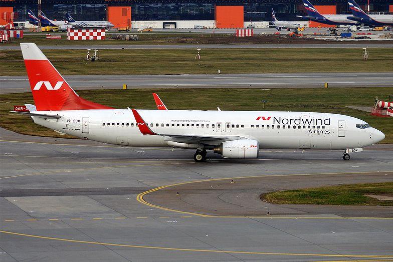 Rosja. Ewakuacja samolotu boeing 737. Ranni pasażerowie w Moskwie