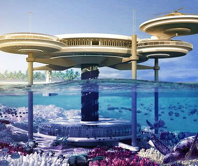 Polski podwodny hotel na Malediwach – czy kiedykolwiek powstanie?