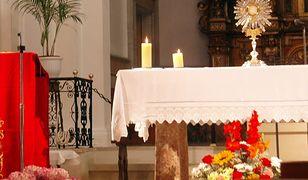 Siemień: policja zatrzymała włamywacza do kościoła