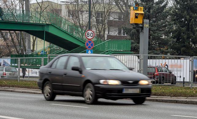600 nowych fotoradarów trafi na drogi
