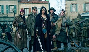 "Kadr z filmu ""Wonder Woman"""