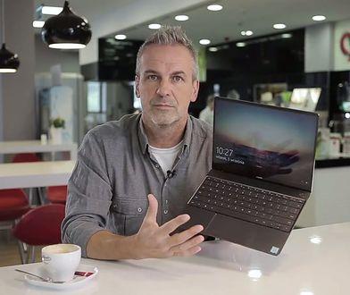 Huawei Matebook X - ultrabooki trzymają się świetnie