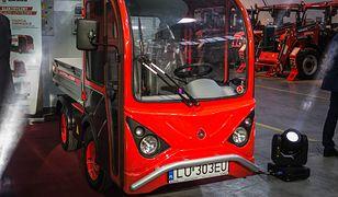 Będzie polski samochód elektryczny dla dostawców?