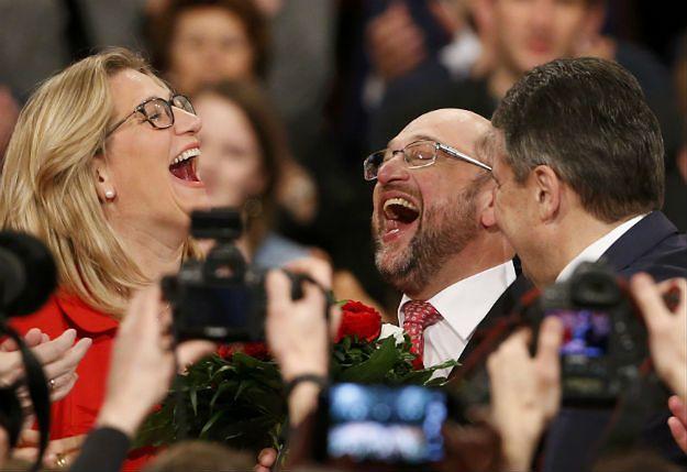 Lewicowy populista zagraża Merkel. Kaczyński ma kolejny problem