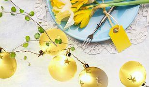 Innowacyjne pomysły na oświetleniowe aranżacje wielkanocnego stołu