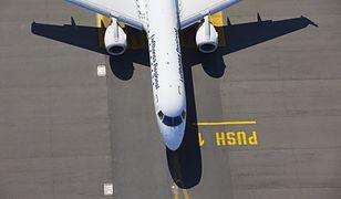 Wskutek strajku Lufthansa odwołała na czwartek ponad 900 lotów