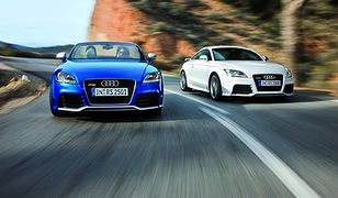 Coupe i roadster - nowe Audi TT RS