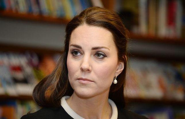 "Księżna Kate redaktor naczelną gazety ""Huffington Post"""