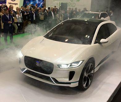 Elektryczny SUV Jaguara już w Polsce