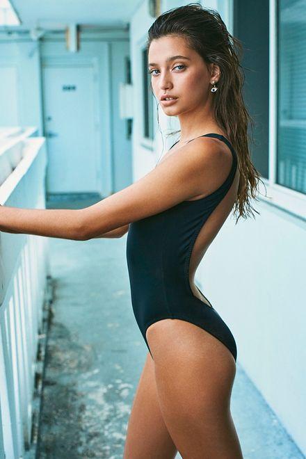 Modelka pojawiła się w kampanii marki All Sisters